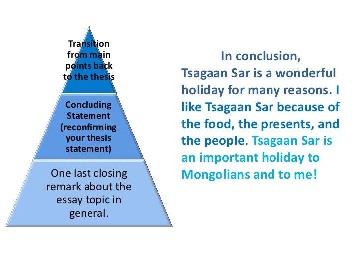 Mongolian tsagaan sar essay
