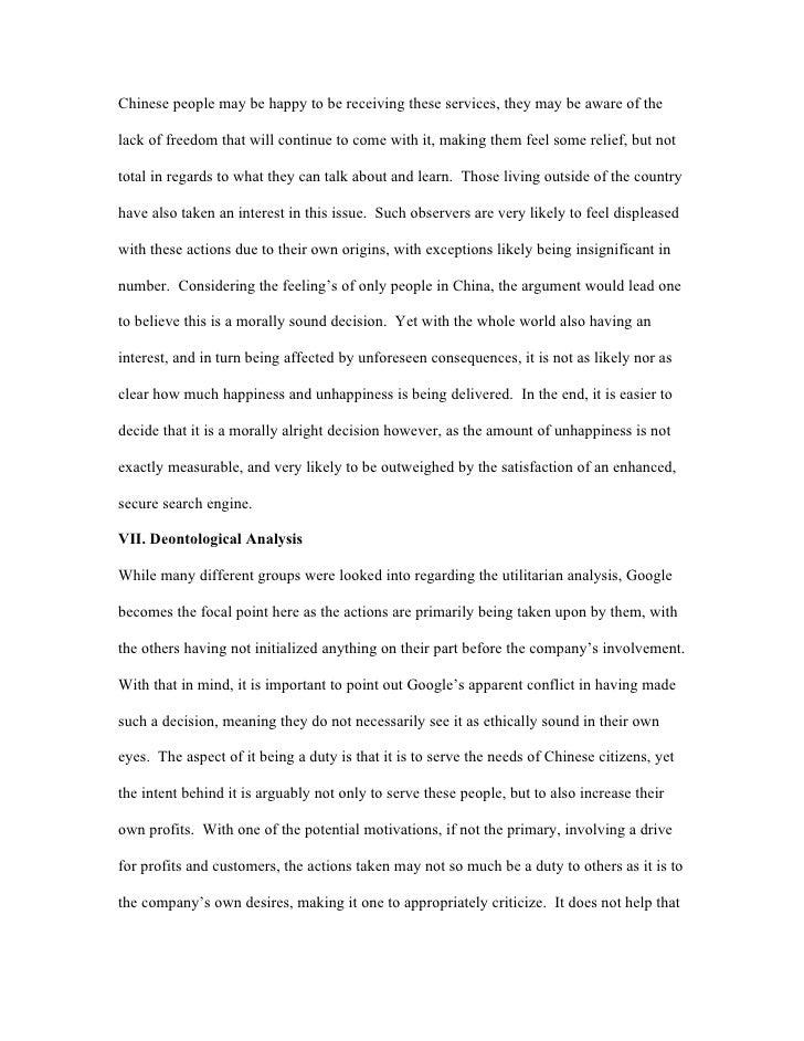 Internet Censorship Essay. It Seems Logical That Information ...
