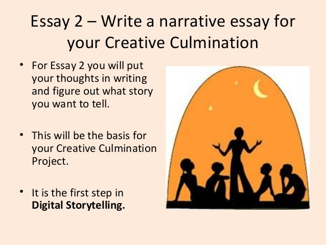 Of semi narrative essay