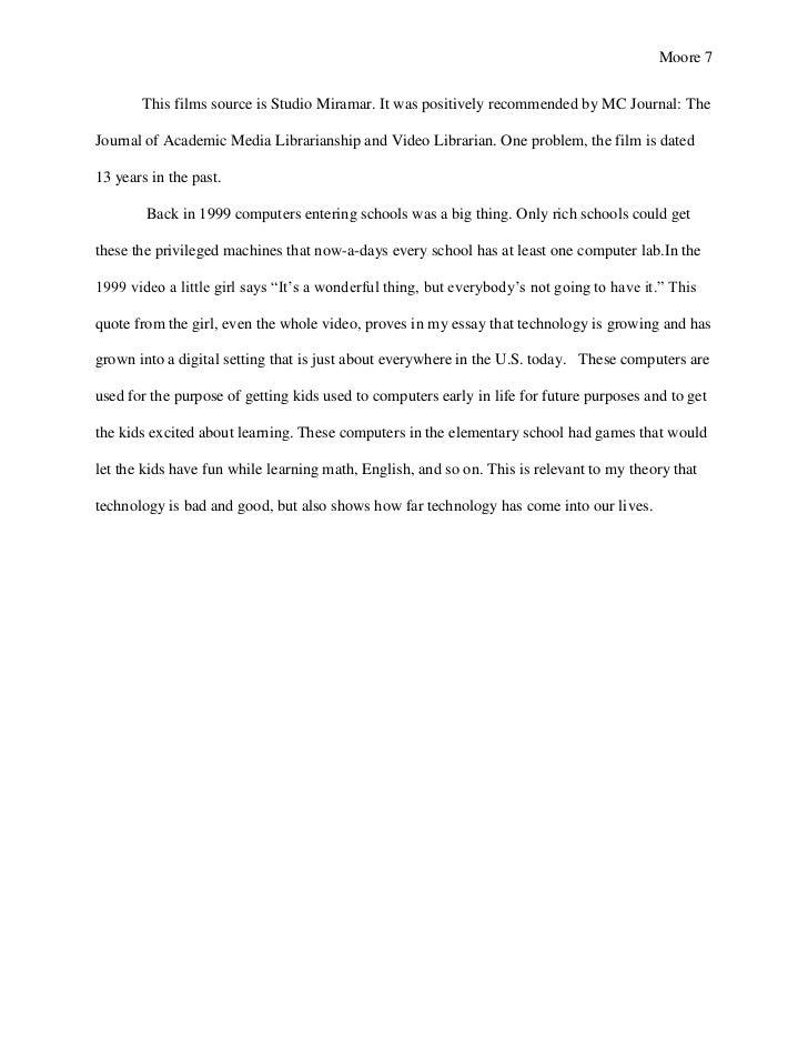 essay  7