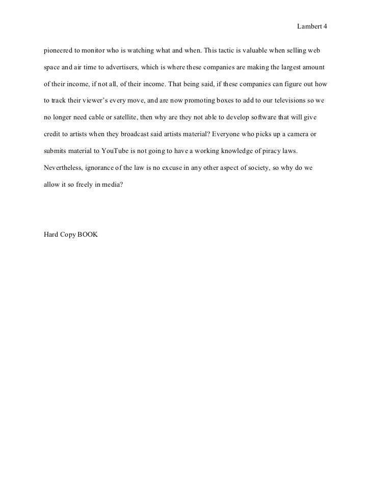 essay annotated bibliography rough draft   technology that 4