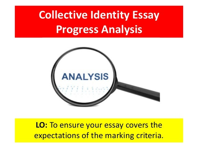 An Analysis the Differences Identity Essay
