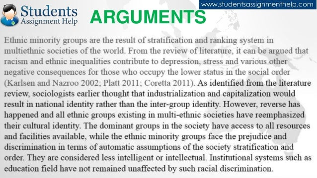 racism ethnic identity 2 essay Free essay: racism have you ever been picked on or made fun of because your nationality is different from someone else's or the color of your skin authors sometimes use their literature to demonstrate their opinions about a certain issue one of these topics may be racial and ethnic discrimination.