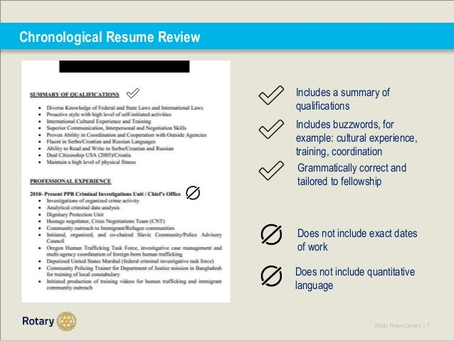 Essay And Resume Building Tips