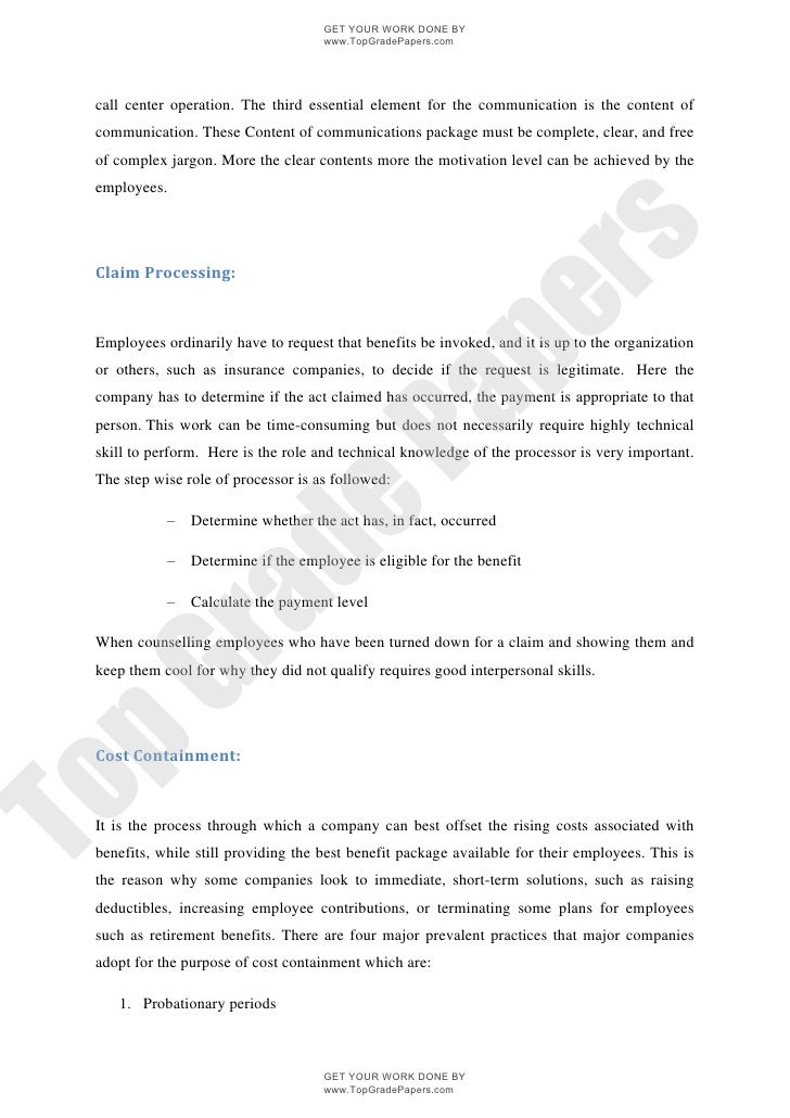 effective communication methods in an organization essay Essay on barriers to effective communication in a group: effective communication is very significant for the determination of the company's trend.