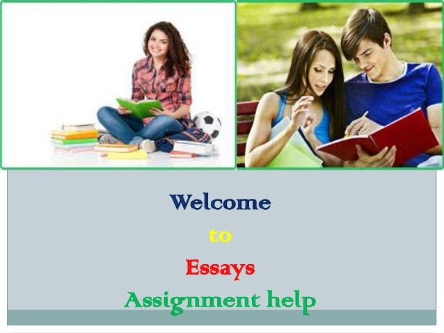 Welcome to Essays Assignment help