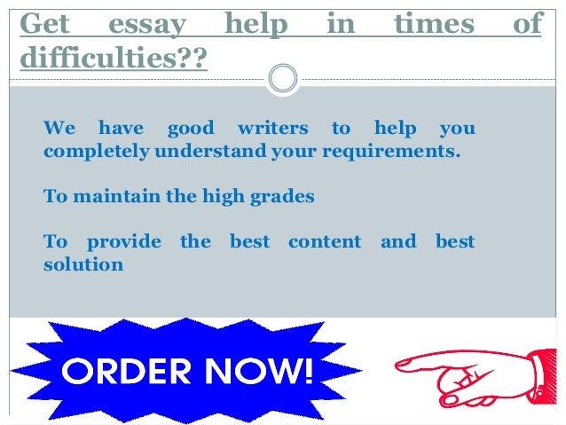 Best and Legit Essay Writing Sites?
