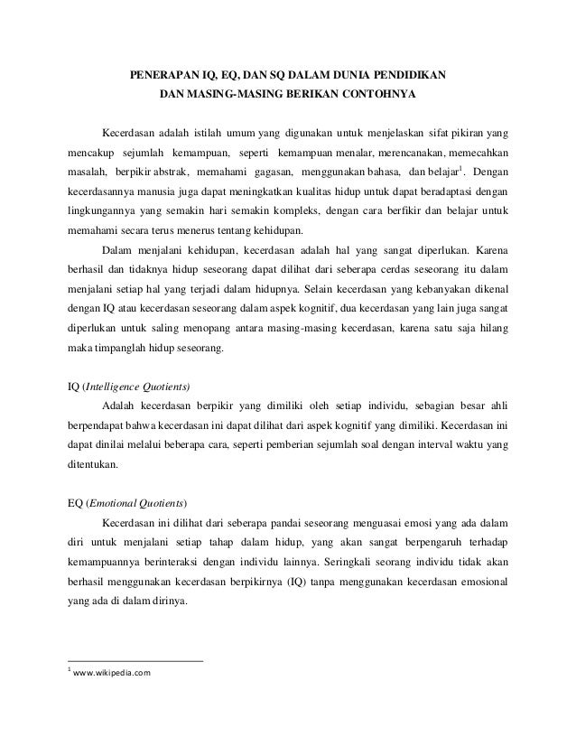 Contoh Essay Beasiswa Kuliah Writing A Paper