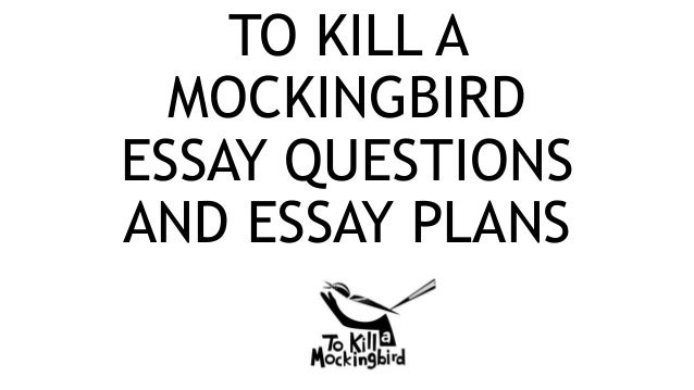 to kill a mockingbird essay symbolism