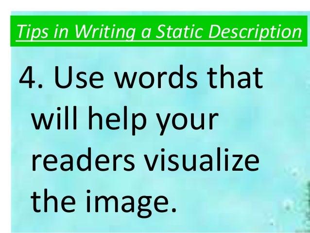 descriptive essay about classmate Free descriptive essay example on chinese language and literature.