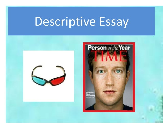 Descriptive essay about china