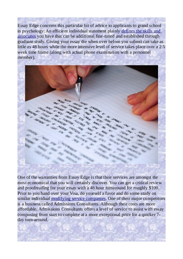 essay edge Discounts average $17 off with a essayedge promo code or coupon 34 essayedge coupons now on retailmenot.