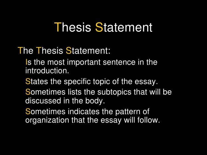 essay structure introduction and outline