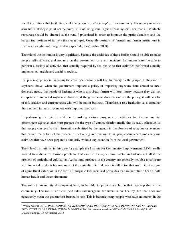 contoh essay tentang aec