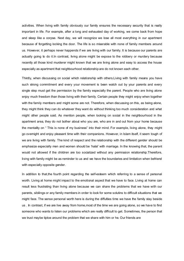 Renting or buying a house essay