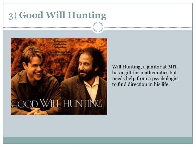 inspirational movies for essay writing 8 3 good will hunting