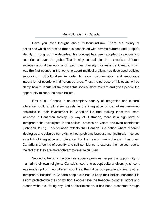 essay on multiculturalism co essay multiculturalism