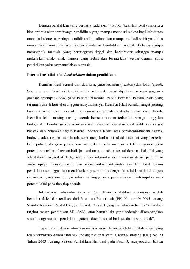Essay Nasional Lomba Essay Lpm Paradigma