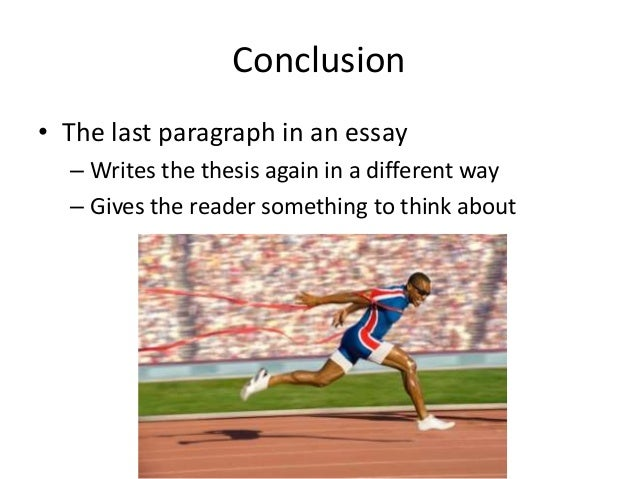 give the different parts of essay Before you start the main part of your essay or assignment, there should be a title   to provide a background to your essay and to attract the reader's attention.