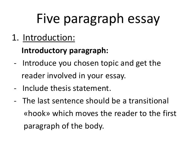 essay pp pres a conclusion 4 five paragraph essay