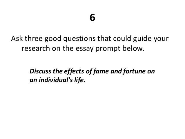 research paper questions to ask
