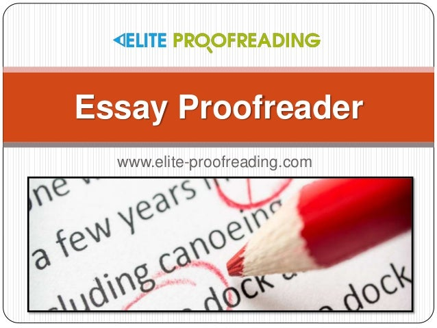 elite essay editing Professional custom writing service writer-elitecom offers a high-quality custom essay writing service to students all over the world the paper you order undergoes.