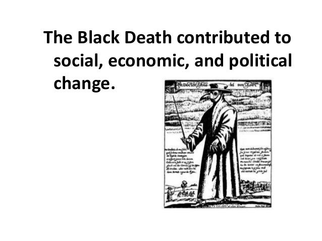essays on the black death