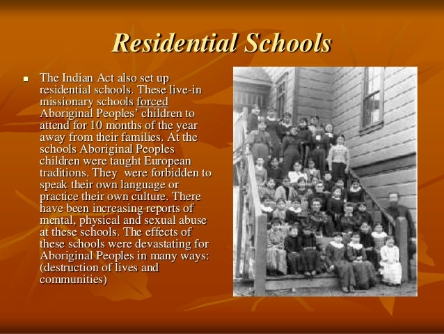 essay review residential schools