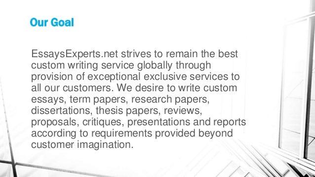 Expert Essays | Custom Essay Writing & Editing Services
