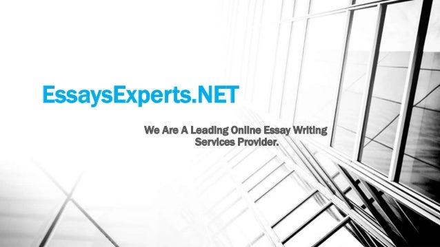 Custom written essays online