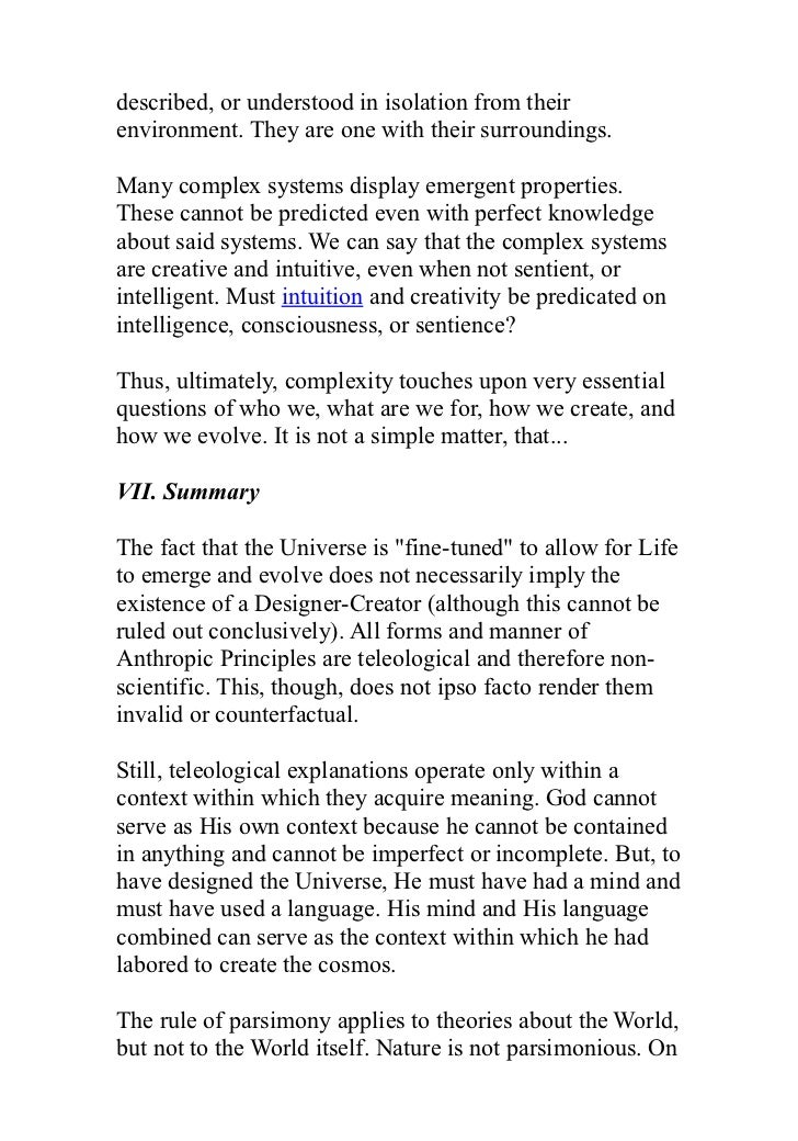 created in the image of god essay