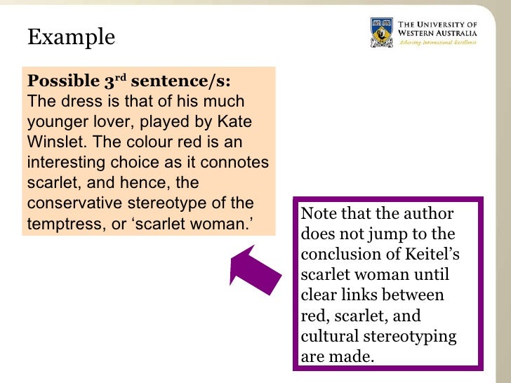 good conclusion for stereotype essay