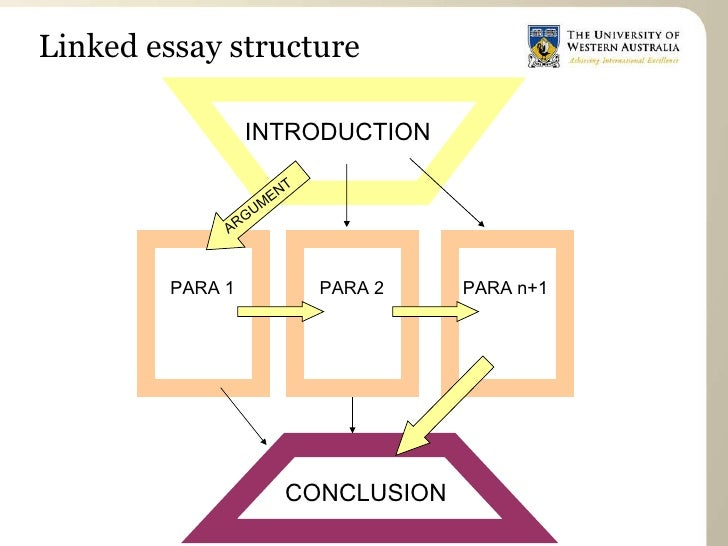 essay structure for arts students 39 linked essay structure introduction