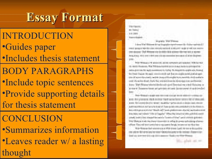 structure of an informative essay The structure of the argumentative essay is held together by the following a clear, concise, and defined thesis statement that occurs in the first paragraph of the essay in the first paragraph of an argument essay, students should set the context by reviewing the topic in a general way.