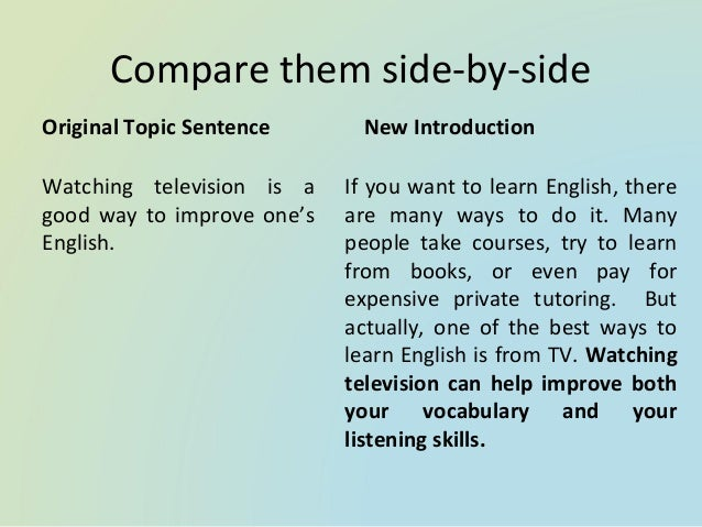 introduction on television essay A common question arises in minds of many people and that is what positive and negative impact of tv has and how watching good and bad effects of television essay.