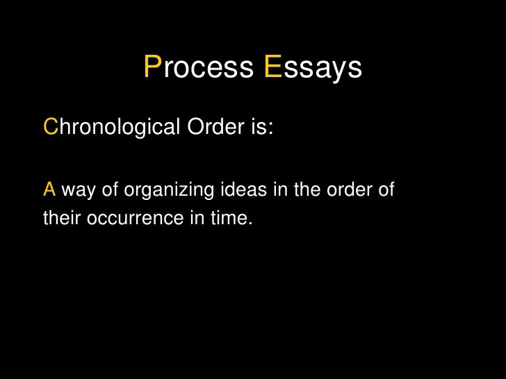 ways of organizing essays Looking for examples of informative essays create an outline that will organize your facts in a logical way then you will be ready to make your first draft.