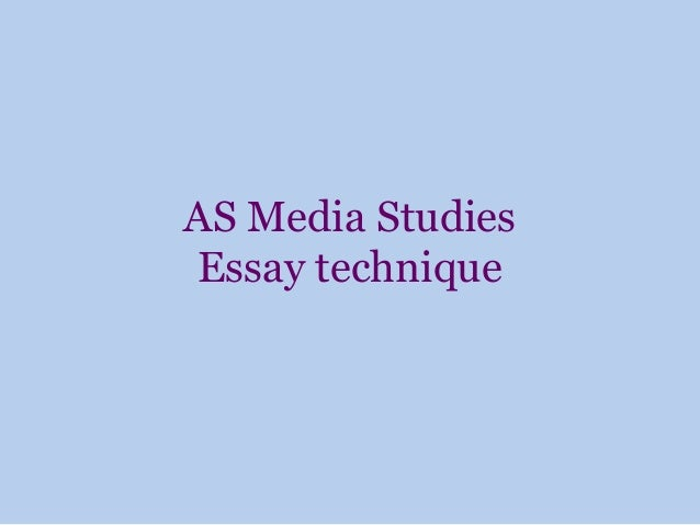 Essay on television drama