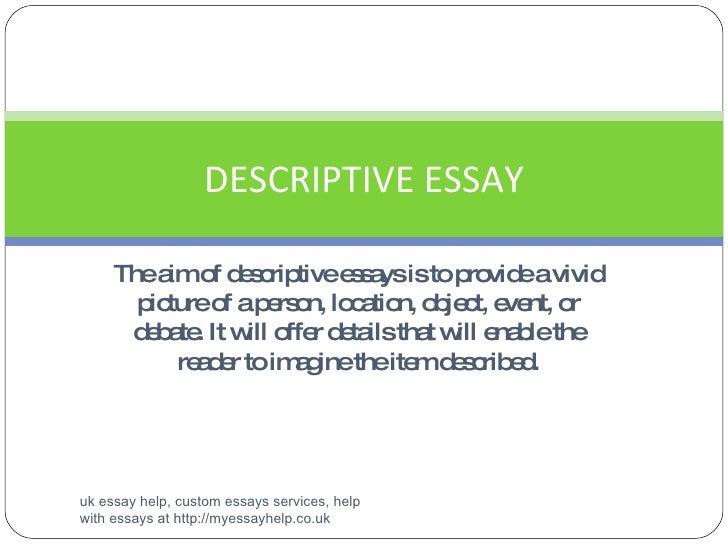 Uk essays help