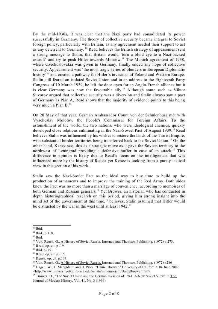 Hap Prelims – Counter Factual History (Key Readings) Essay Sample