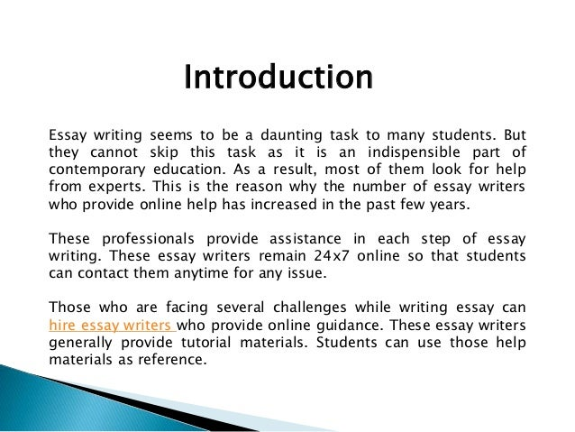 essay writers online introduction 2
