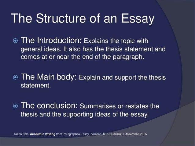 best essays advice quotes