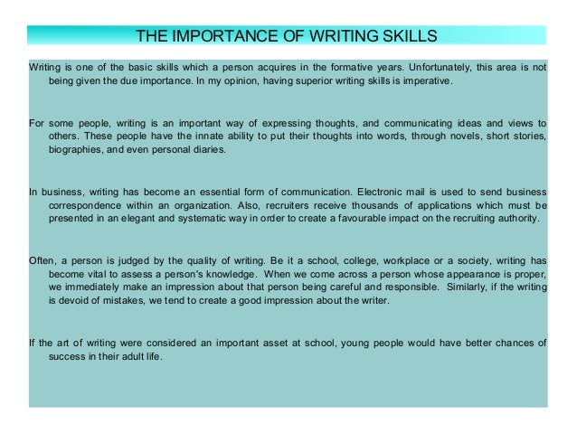 The Importance Of Professional Writing Throughout A Nurse | Bartleby