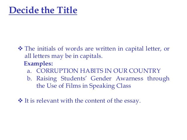 an easy essay on corruption Free essays on essay on corruption easy wordings in english in india in his essay on tackling corruption in estonia, the english civil war and the american and french revolutions were all bloody affairs many college and university students are often given the assignment to learn how to write an.
