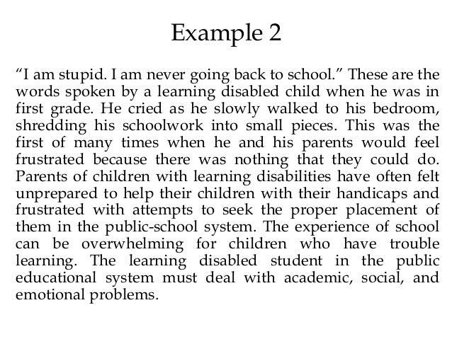 who am i essay example free