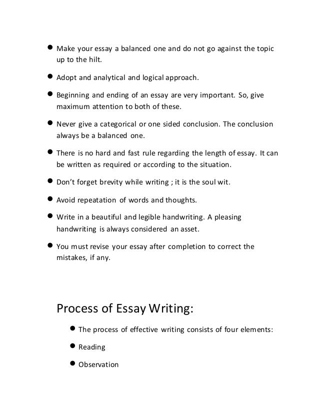 essay writing 4