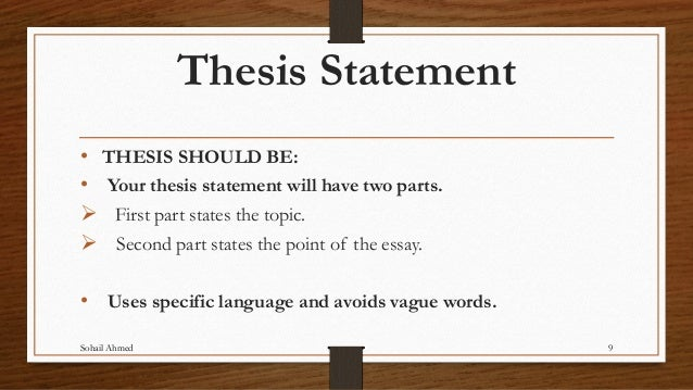 How to Write the Perfect Introduction of an Essay   To be     How to Determine a Thesis Statement for a Cause and Effect Essay
