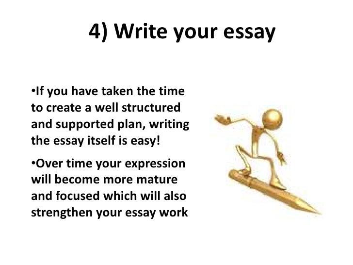 essay writing gcse holmes  18