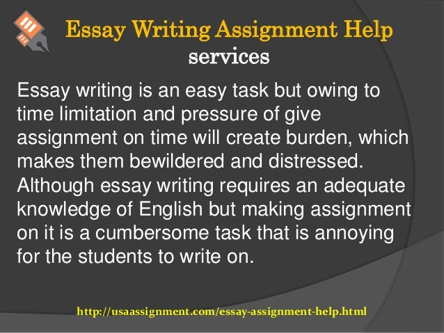 essayassignment 2 If you are seeking college credit for this course, you must submit two essays and pass the proctored final exam you must submit your essays before.