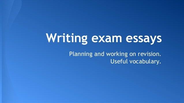 Admission essay writing key points
