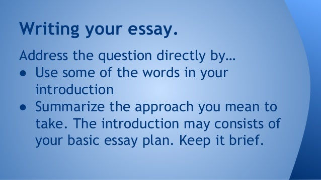 introduction essay expressions
